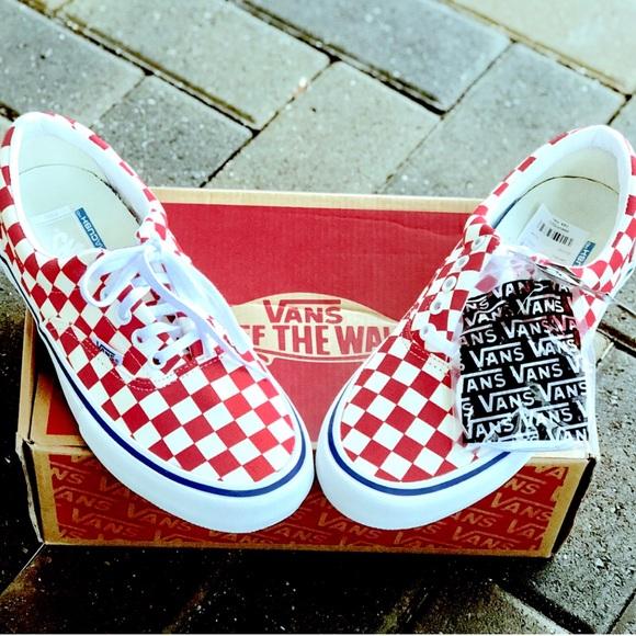c34d8a753358 NWT❣️Vans Authentic Era Pro Checkerboard Shoe